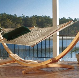 Wood Plant 550 Cord Hammock Plans